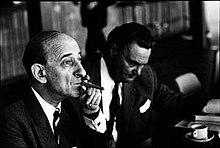 Raymond Aron en 1966