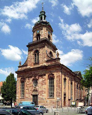 St. Johann in Saarbrücken