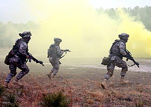 English: Fort Jackson, S.C. (March 23, 2006) -...