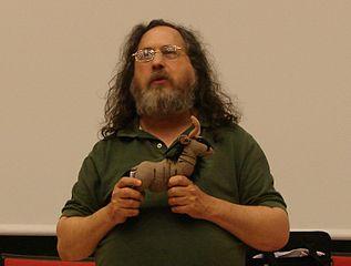 Richard Stallman en 2010
