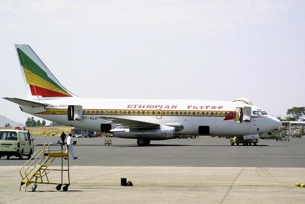 Ethiopian Airlines Flight 604 Wikipedia