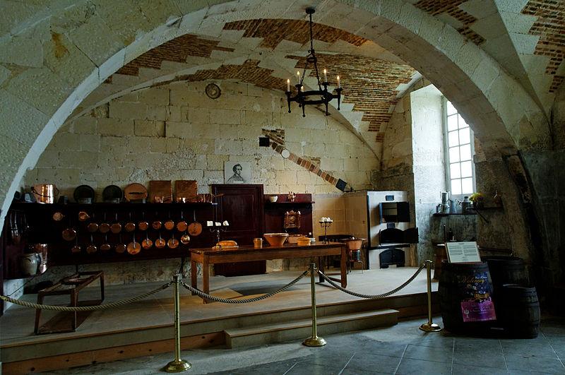 Château de Valençay Grand office