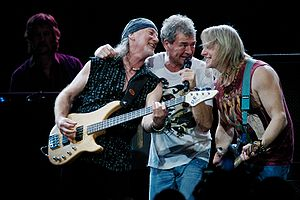 Deep Purple in Brazil, March 6, 2009