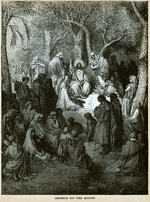 Dore Bible Sermon on the Mount