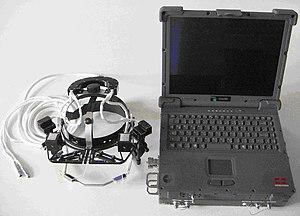 English: Eye Tracking Device (ETD)
