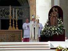 Inauguration of Pope Francis, 19 March 2013