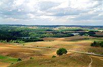 The patchwork landscape of Masuria