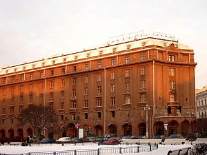 Hotel Astoria in St. Petersburg