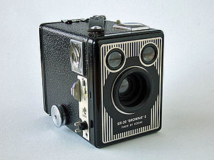 Kodak SIX_20 'BROWNIE' E