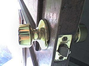Fanal Doorknob