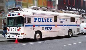 An NYPD Command Unit.