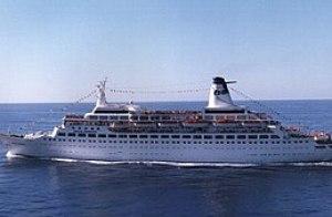 "Pacific Princess, aka ""The Love Boat""..."