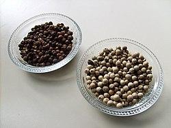 La pimienta es muy usada en el restaurant La Casa