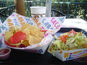 A 3 taco combo from Taco Cabana in Austin, TX