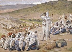 Jacob Sees Esau Coming to Meet Him, c. 1896-19...