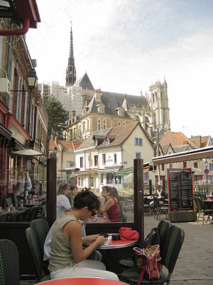 English: Amiens, Picardy, France
