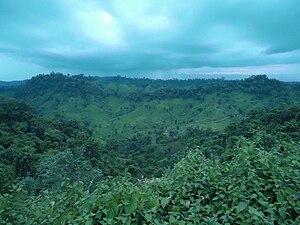 Boga Lake at the Bandarban District
