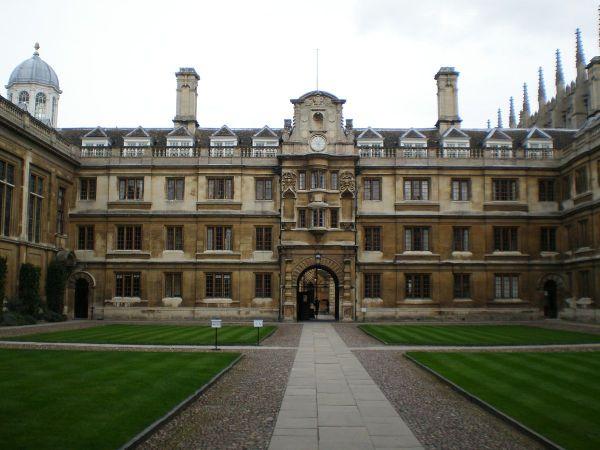 Clare College, Cambridge - Wikipedia