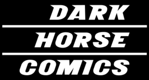 English: Dark Horse Comics letters.