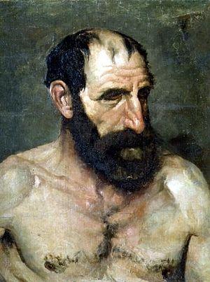 "English: ""Sketch of Diogenes"""