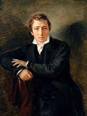 English: Heinrich Heine