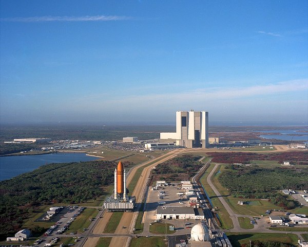 John F. Kennedy Space Center - Wikipedia