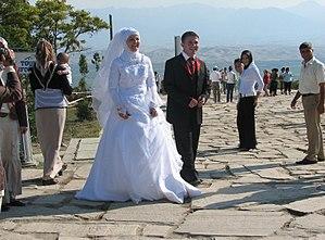 Polski: Ślub