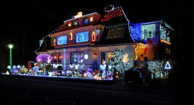 Christmas Lights Milwaukee.Christmas Light Installation Services Mequon Mequon