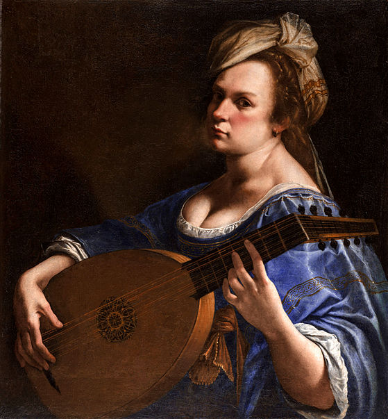 File:Artemisia Gentileschi - Self-Portrait as a Lute Player.JPG
