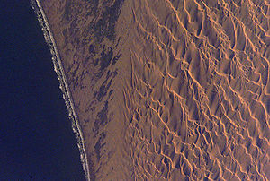 Astronaut photo of the Conception Bay sector o...