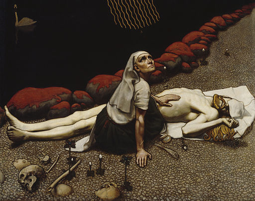 Akseli Gallen-Kallela [Public domain], via Wikimedia Commons