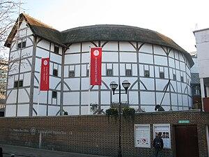English: Globe Theatre, London, Great Britain ...