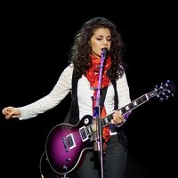 Katie Melua at Wrightegaarden