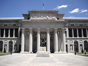 English: Museo del Prado, Madrid, Spain