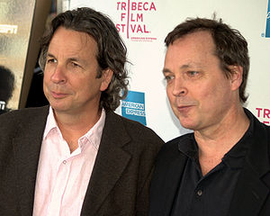 Peter Farrelly and Bobby Farrelly at the 2009 ...