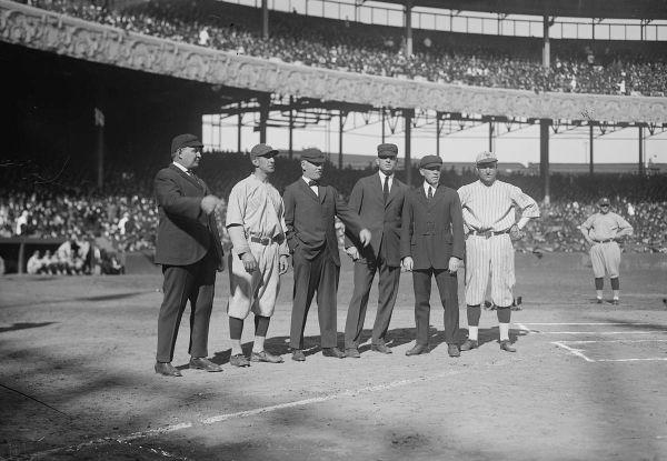 1921 World Series - Wikipedia