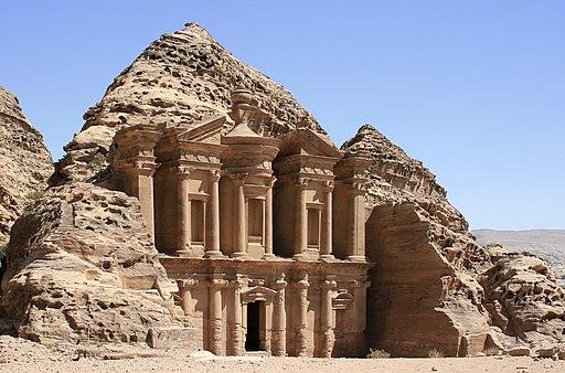 The Monastery, Petra, Jordan8