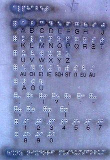 German Braille Wikipedia