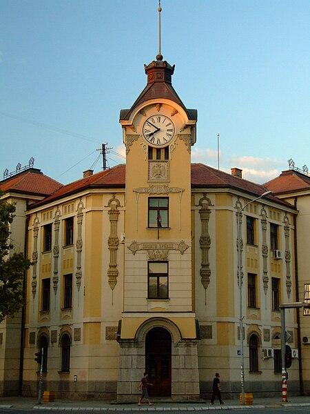 Датотека:A town hall wannabe..jpg