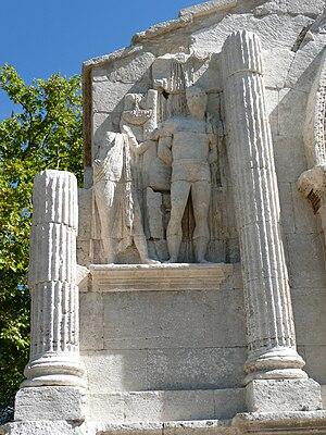 Arc de Saint-Rémy-de-Provence