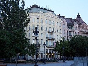U.S. Embassy in Budapest