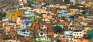 Sant Cristobal Cerro, Lima