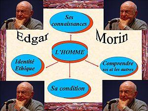Edgar Morin idées clés