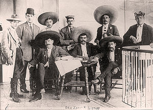 Español: emiliano zapata