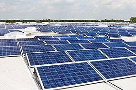 types of solar panel
