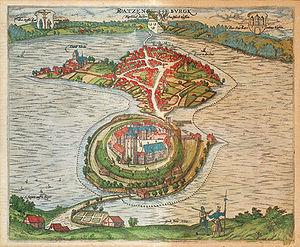 Ratzeburg, ca. 1590.
