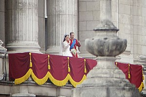 Wedding of Prince William of Wales and Kate Mi...
