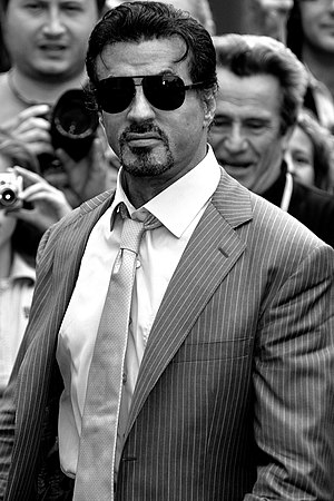 Actor Sylvester Stallone - 66th Venice Interna...