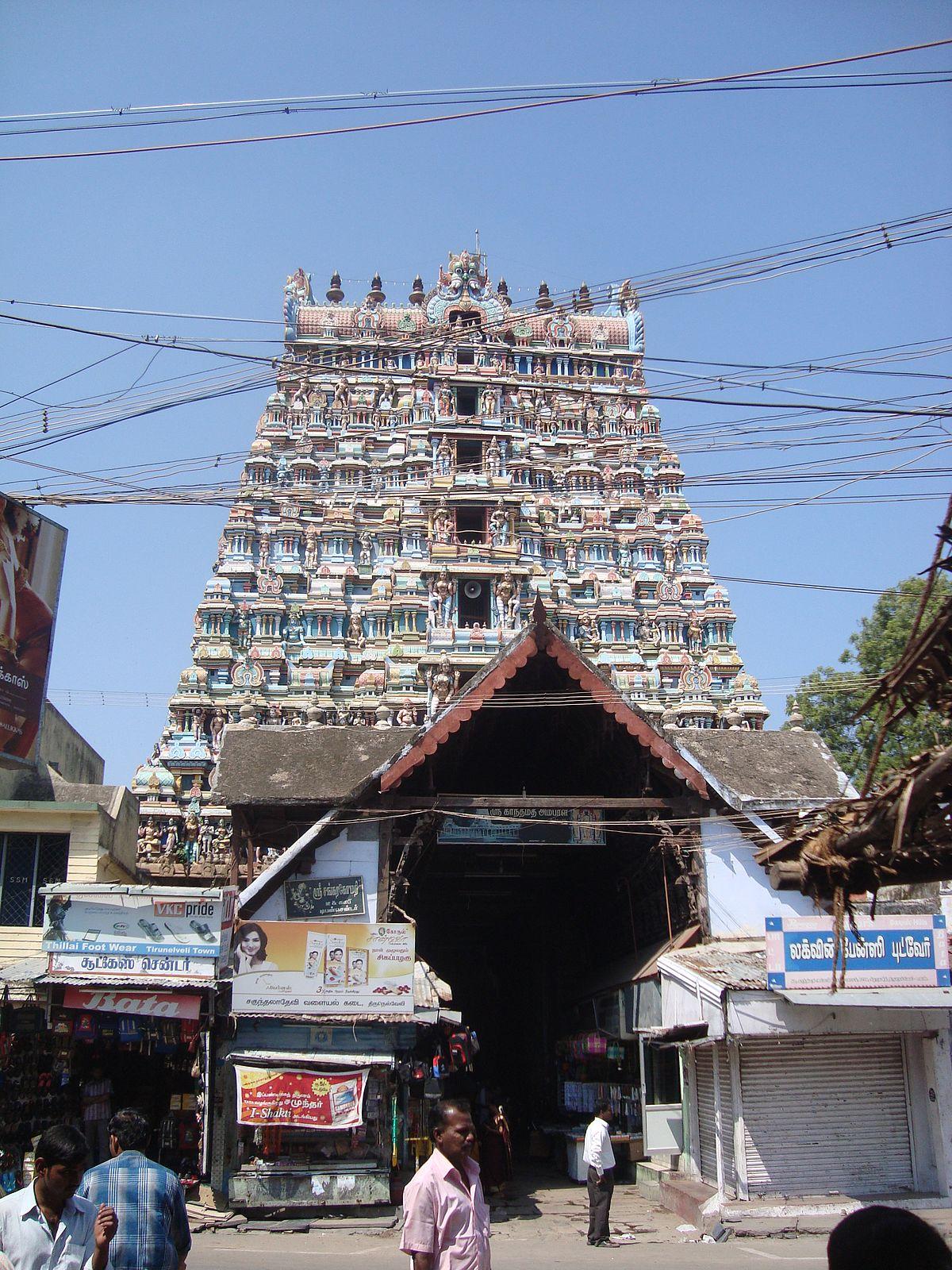 Nellaiappar Temple Wikipedia