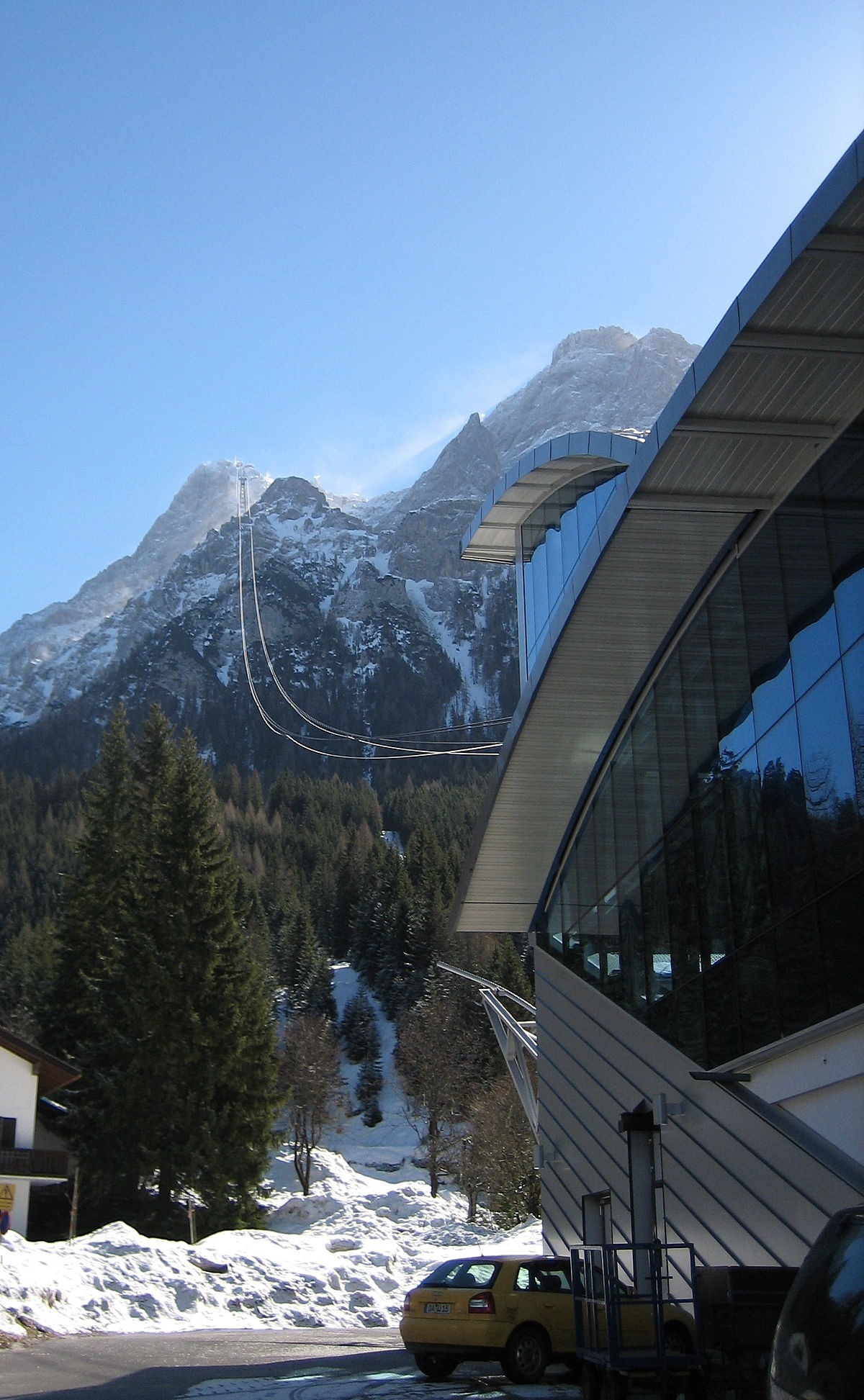 Tyrolean Zugspitze Cable Car Wikipedia